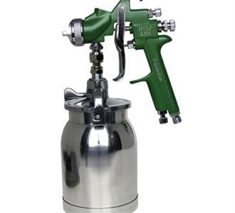 Paasche HVLP Siphon Spray Gun with 1.4mm Head