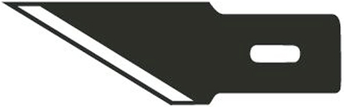 Alvin X-Acto® No. 24 Knife Blade Bulk Pack 100