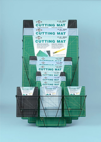 Alvin Professional Cutting Mats Display 2/Boxes