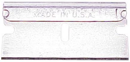 Alvin Single Edge Razor Blades 100/Box