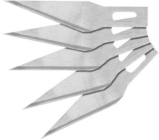 Alvin X-Acto® No. 2 Blade Package Of 5