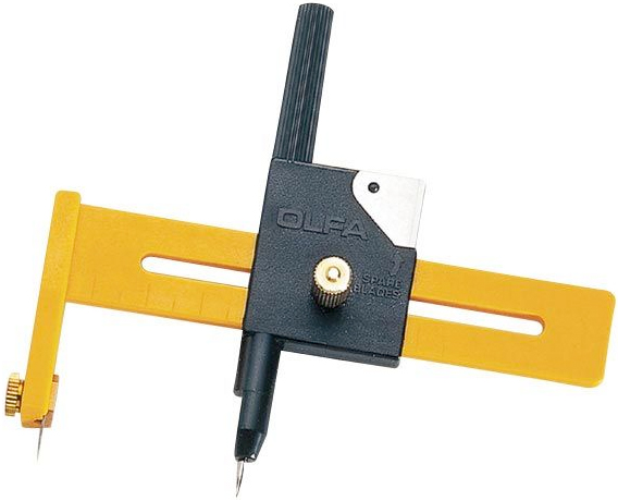 Alvin Olfa® Compass Cutter For Circles