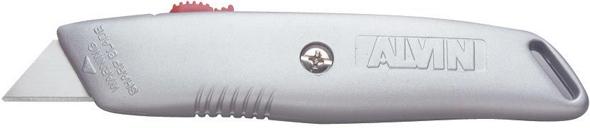 Alvin Retractable Utility Knife
