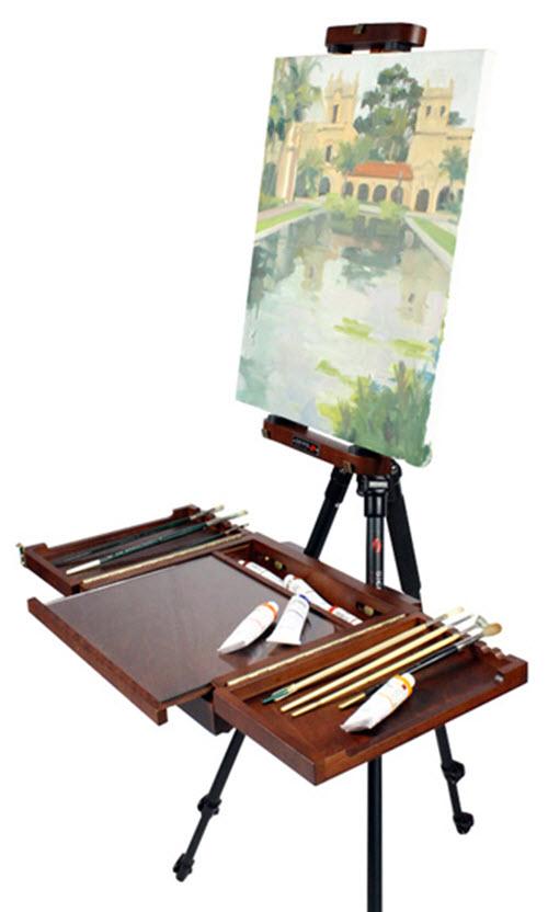 Sienna Supply / Palette Box
