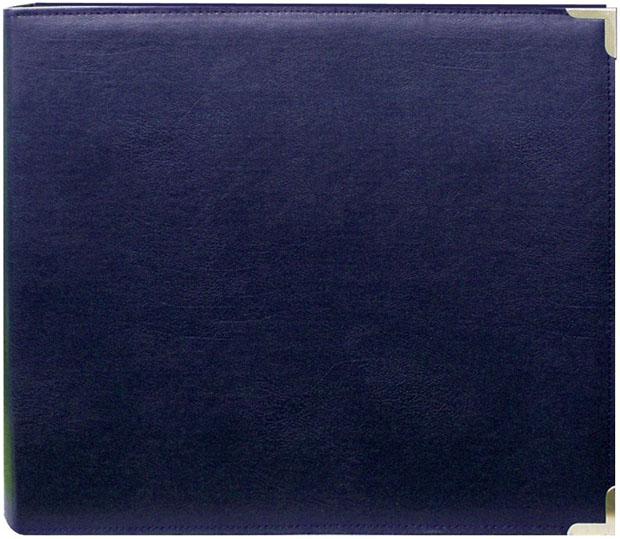 "Pioneer 12"" X 12"" 3-Ring Scrapbook Binder: Album, Navy Oxford"
