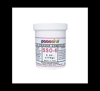 Paasche SSO-6 Slow Cutting Compound: 6 oz.