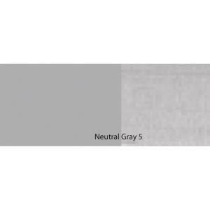 Liquitex® Basics Acrylic Color 250ml Neutral Gray 5: Black/Gray, Tube, 250 ml, Acrylic, (model 4385599), price per tube