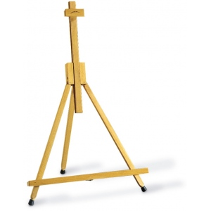 Winsor & Newton™ Ribble Tripod Tabletop Easel; Material: Wood; Type: Tabletop; (model 7006121), price per each