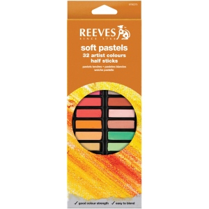 Reeves™ Soft Pastels 32-Color Set; Color: Multi; (model 8790275), price per set