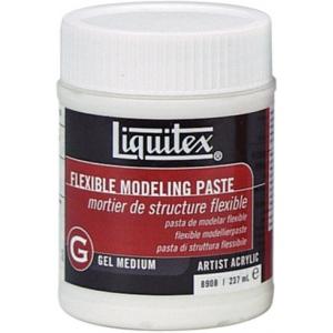 Liquitex® Flexible Modeling Paste 8oz; Size: 8 oz; Type: Texture; (model 8908), price per each