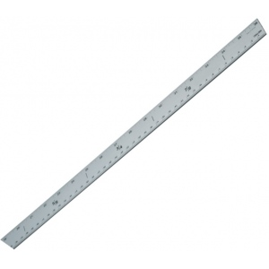 Alumicolor® Yardstick; Color: Metallic; Material: Aluminum; Size: 1 yd; Type: General Purpose; (model 8008), price per each