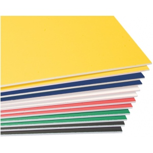 "Elmer's® 20"" x 30"" x 3/16"" Thick Foam Board White 10bx; Color: White/Ivory; Format: Sheet; Quantity: 10 Sheets; Size: 20"" x 30""; Type: Foam Board; (model 95802), price per 10 Sheets box"