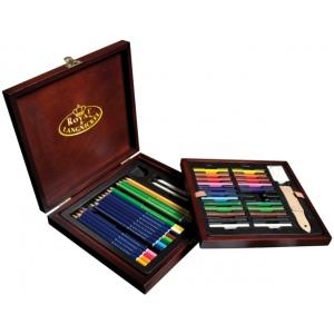 Royal & Langnickel® Premier Drawing Pencil Set; Color: Multi; Type: Drawing; (model RSET-DRAW1600), price per set