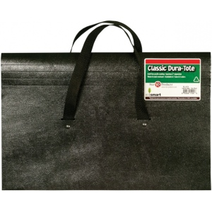 "Star® 10 x 15 Art Portfolio; Color: Black/Gray; Size: 10"" x 15""; (model S15H-BLK), price per each"