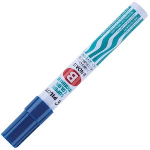 Pilot®  Super Color Permanent Broad Marker Blue; Color: Blue; Tip Type: Chisel Nib; (model SC40400), price per each