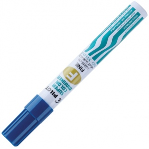 Pilot®  Super Color Permanent Fine Marker Blue; Color: Blue; Tip Type: Fine Nib; (model SC40700), price per each
