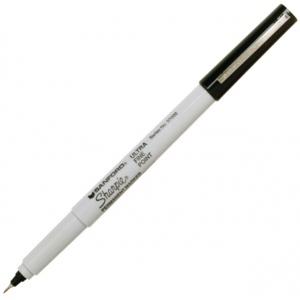 Sharpie Ultra Fine Point Permanent Marker: Black