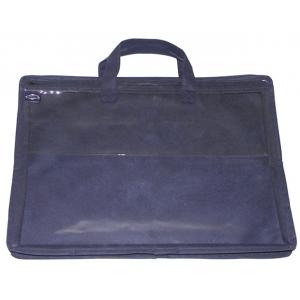 "Alvin® 12"" x 16"" Nylon & Vinyl Tool Case; Color: Blue; Material: Nylon; Size: 10"" x 13""; Type: Case; (model NPK1216), price per each"