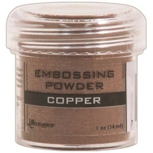 Ranger Basics Embossing Powders: Copper