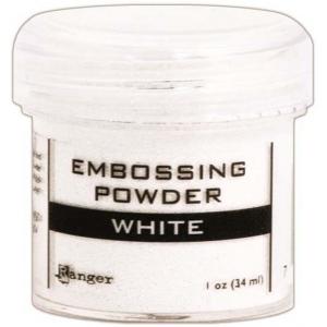 Ranger Basics Embossing Powders: White