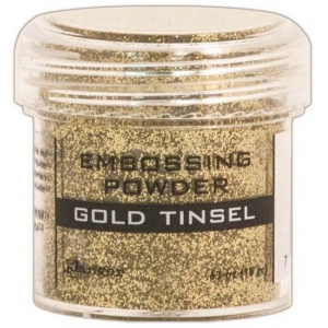 Ranger Specialty 1 Embossing Powders: Gold Tinsel