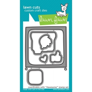 Lawn Fawn Lawn Cuts Dies: Awesome