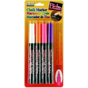 Marvy Uchica Bistro Chalk Marker: Fine Point, Set H