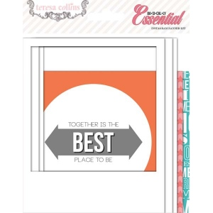 Teresa Collins Designs Basically Essential: Instagram Banner Kit