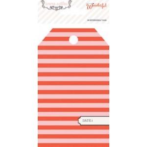 Teresa Collins Designs Something Wonderful Tags