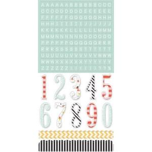 Teresa Collins Designs Something Wonderful Chipboard Elements