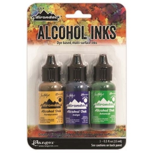 Ranger Tim Holtz Adirondack Alcohol Ink Kits: Conservatory