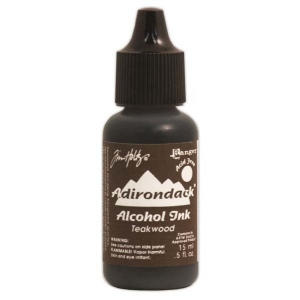 Ranger Tim Holtz Adirondack Alcohol Ink Kits: Open Stock, Teakwood