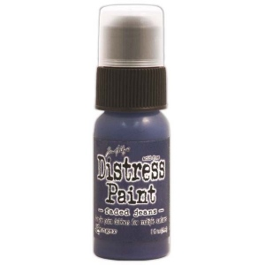 Ranger Tim Holtz Distress Paint: Faded Jeans