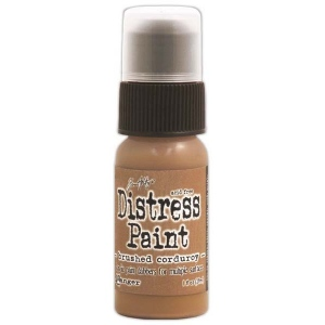 Ranger Tim Holtz Distress Paint: Brushed Corduroy