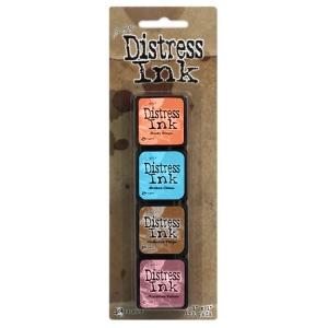 Ranger Tim Holtz Distress Mini Ink Kit 6