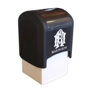 Mason Row Custom Trio Stamp