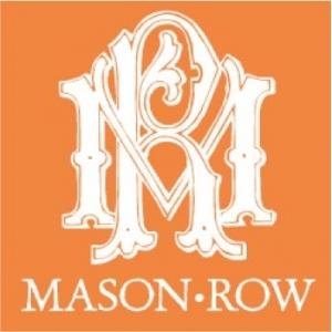 Mason Row Sunset Orange Pad