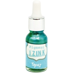Clearsnap Izink Pigment Ink: Topaz