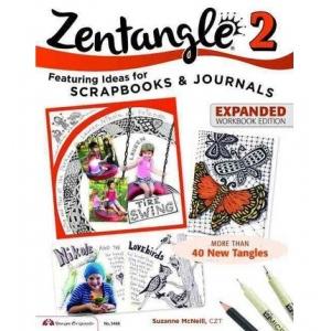 Design Originals Book Zentangle 2