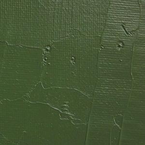 Gamblin 1980 Oil Color Paint Chromium Oxide Green 150ml; Color: Green; Format: Tube; Size: 150 ml; Type: Oil; (model G6215), price per tube