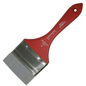 Colour Shaper® Silicone Brush Wide Decorator 3; Material: Silicone; (model 22330), price per each