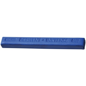 Derwent Inktense Block Iris Blue; Color: Blue; Format: Block; (model 2300426), price per each