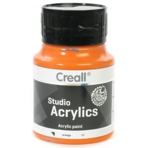 American Educational Creall Studio Acrylics: 500 ml, 09 Orange