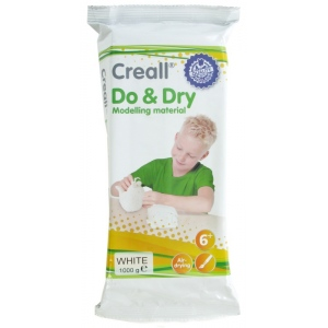 American Educational Creall-Do&Dry Regular: 1000 g, White