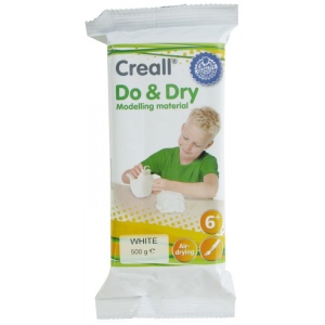American Educational Creall-Do&Dry Regular: 500 g, White