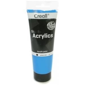 American Educational Creall Studio Acrylics Tube: 250 ml, 30 Primary Blue