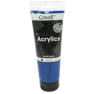 American Educational Creall Studio Acrylics Tube: 250 ml, 32 Phtalo Blue