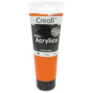 American Educational Creall Studio Acrylics Tube: 120 ml, 09 Orange