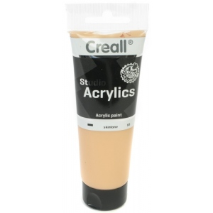 American Educational Creall Studio Acrylics Tube: 120 ml, 85 Skintone