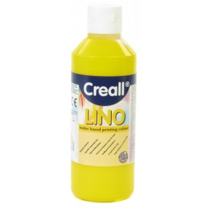 American Educational Creall-Lino: 250 ml, 01 Yellow